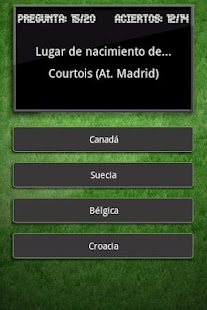 Trivial Liga BBVA 11/12 - screenshot thumbnail