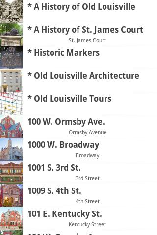Old Louisville Kentucky - screenshot