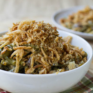 Slow Cooker Green Bean Casserole