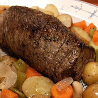 Perfect Roast Beef.