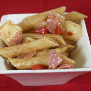 Penne Pasta With Salami Recipes.