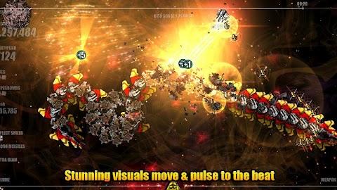 Beat Hazard Ultra (Demo) Screenshot 2