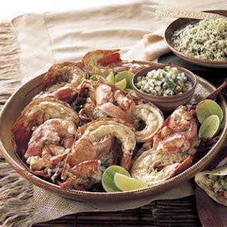 Puerto Nuevo-Style Lobster Tacos.
