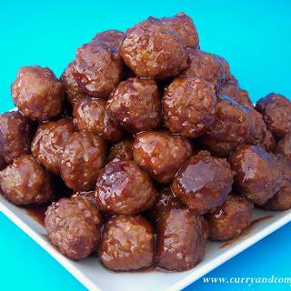Grape Jelly Ketchup Meatballs Recipes.