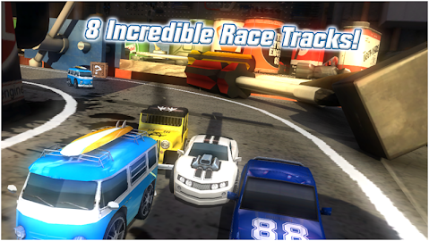Table Top Racing Free Screenshot 15
