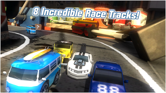 Table Top Racing Free Screenshot 15