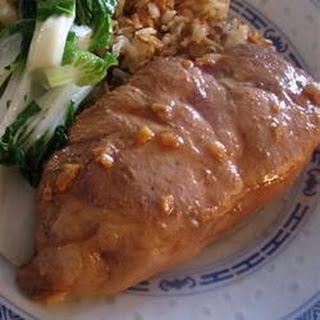 Marinated Pork Chops.