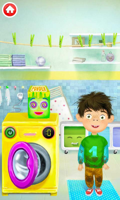 Pepi Bath Lite- screenshot