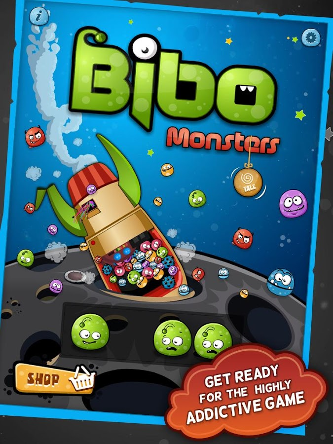 Bibo Monsters - Logic Puzzle - screenshot