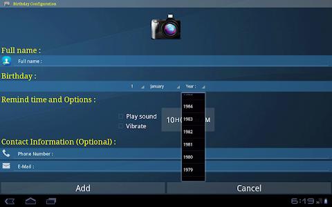 Alarm Plus Millenium v3.3