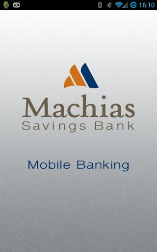 Machias Savings Bank Mobile