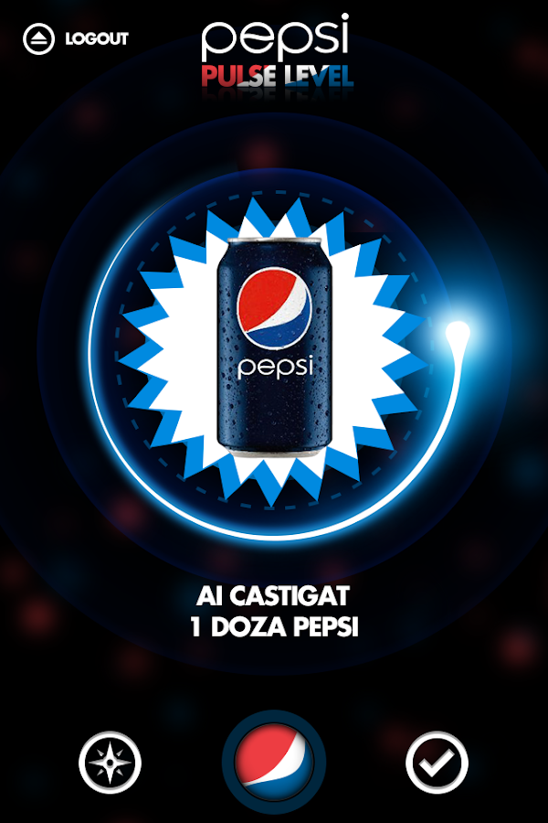 Pepsi Pulse Level- screenshot