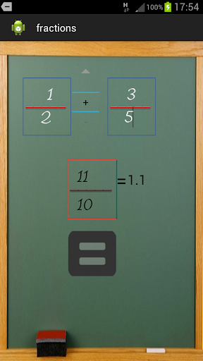 Fractions Solver