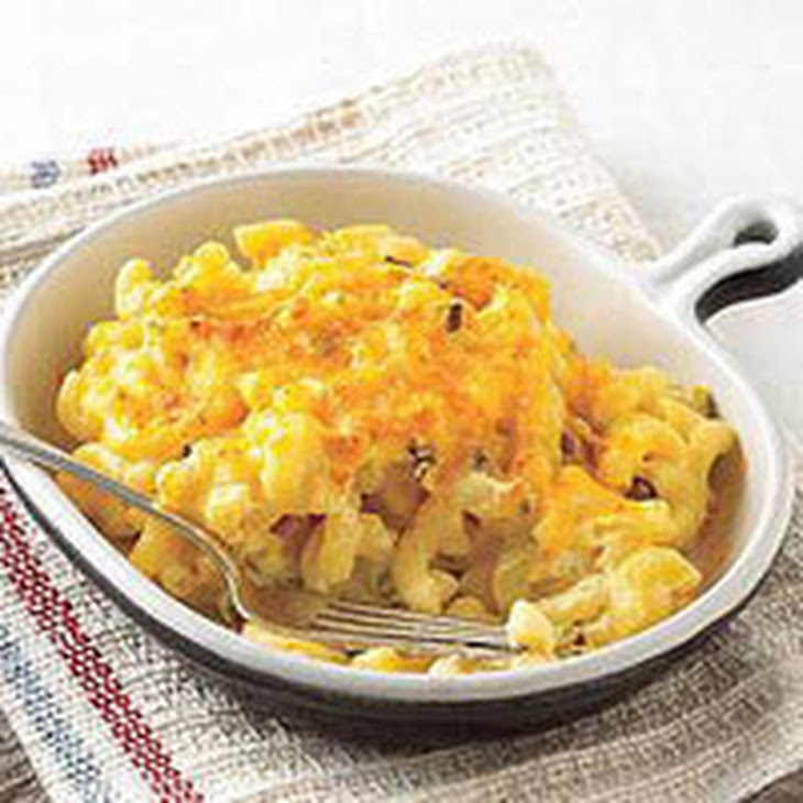 Macaroni and Cheese with Chiles Recipe