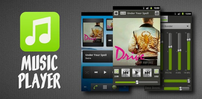 Pixi Music Player apk
