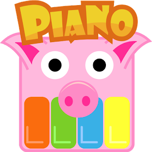 Peppie Pig Free Piano Games for PC and MAC
