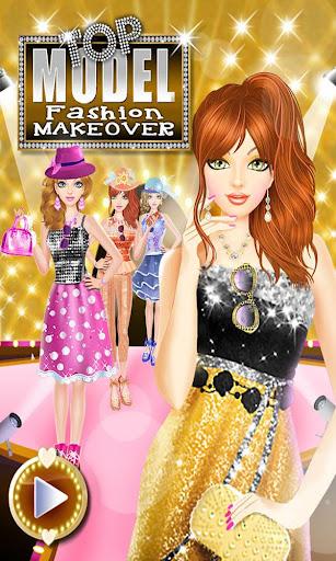 Top Fashion Model Makeover