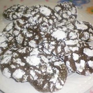 Chocolate Snaps Sugar Cookie.