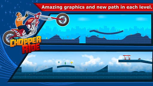 The Chopper Ride 1.0.4 screenshots 6