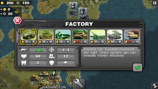 Glory of Generals HD 1.2.0 screenshots 8