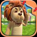 Talking Lion Free icon