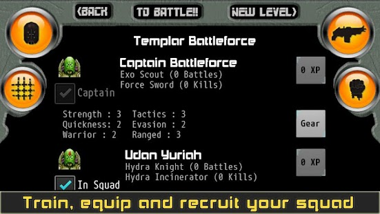 Templar Assault RPG- screenshot thumbnail