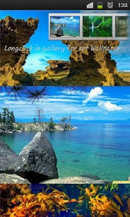 Landscapes HD Wallpapers - screenshot thumbnail