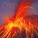 Volcano Wallpaper Live icon