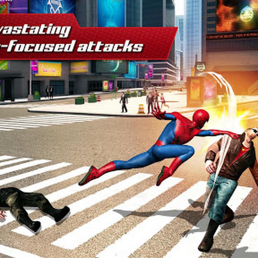 Descargar The Amazing Spiderman 2 Apk Data Descarga Juegos Y