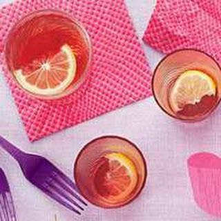 Pomegranate-Lemongrass Fizz Recipe