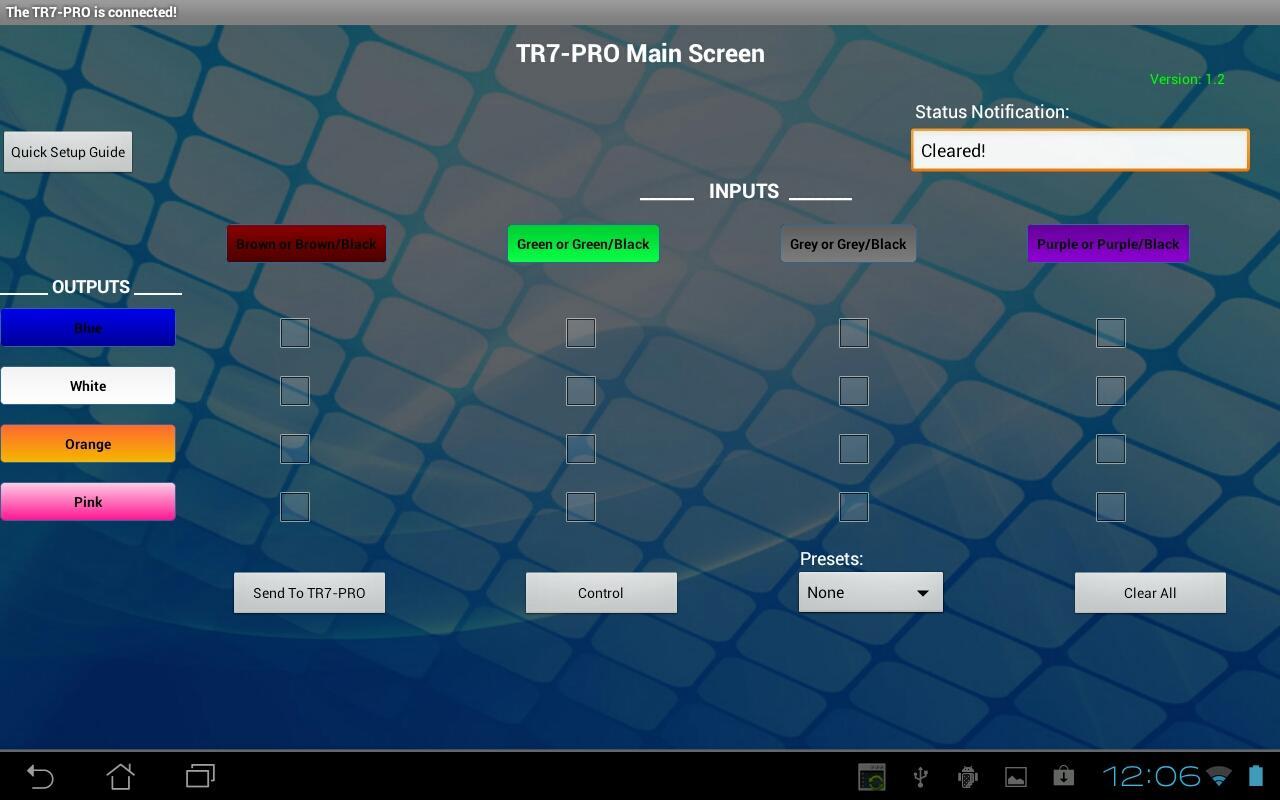 TR7-PRO- screenshot