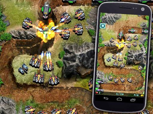 Galaxy Defense (Tower Game)  screenshots 8