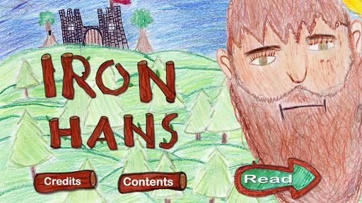 Iron Hans - Grimms' Fairy Tale