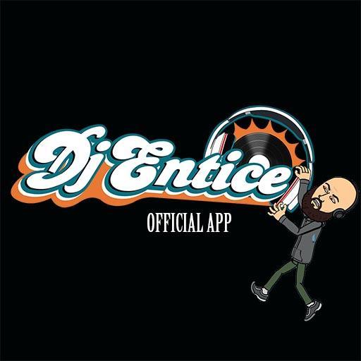 DJ ENTICE LOGO-APP點子