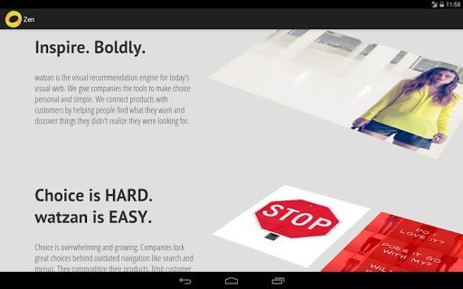 玩免費通訊APP 下載Zen app不用錢 硬是要APP