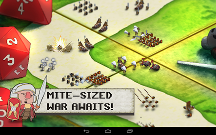 Romans In My Carpet! Screenshot 7