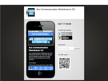 Ace Communications- screenshot thumbnail