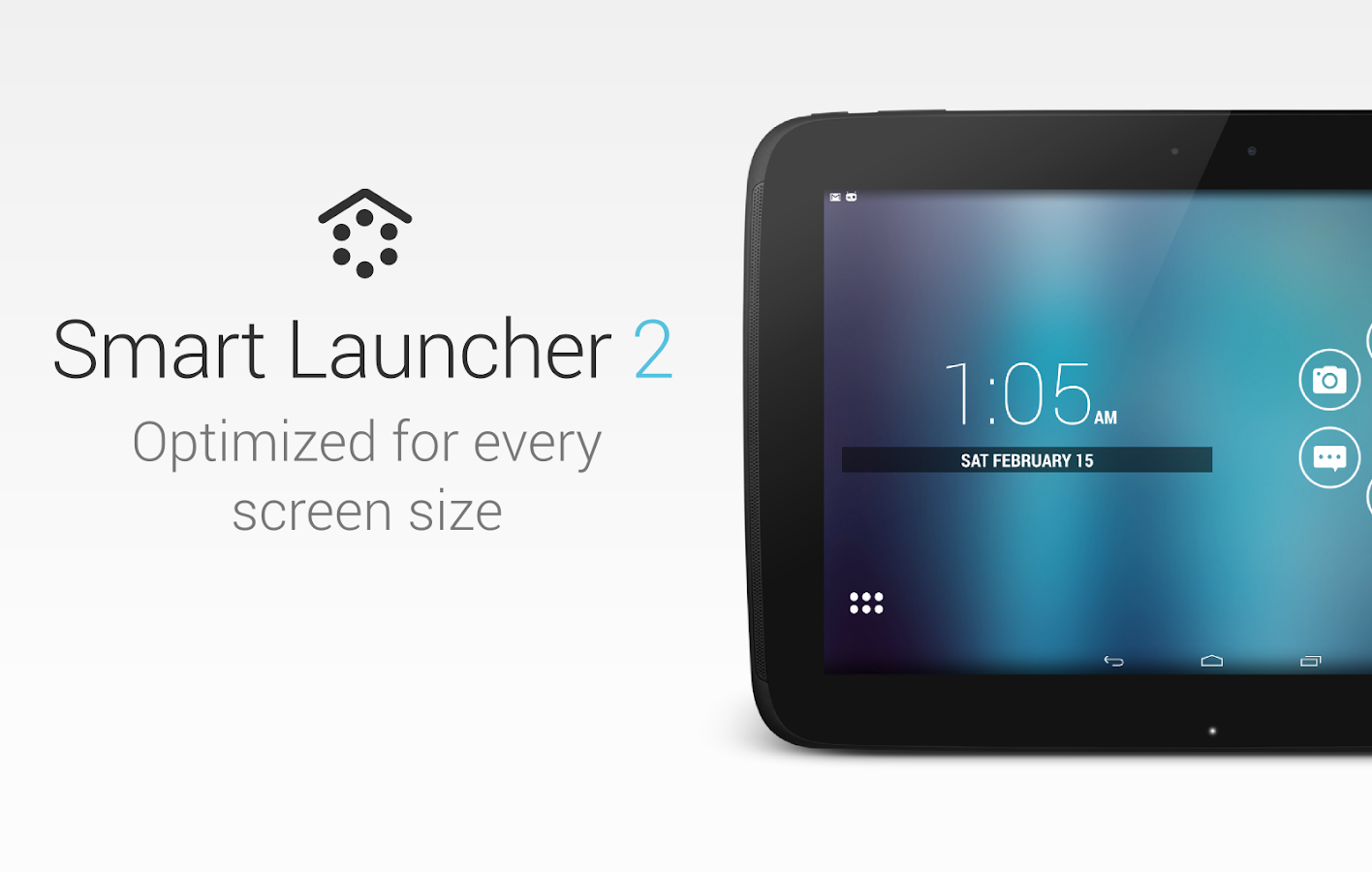 Smart Launcher 2 - screenshot
