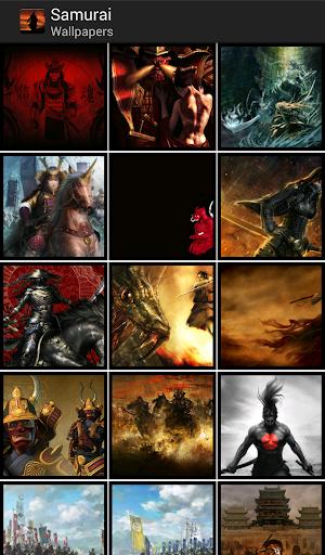 Fantasy Samurai - HD Wallpaper