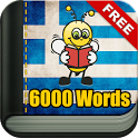 Learn Greek Vocabulary - 6,000 Words icon