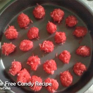 Sugar Free Candy Recipes
