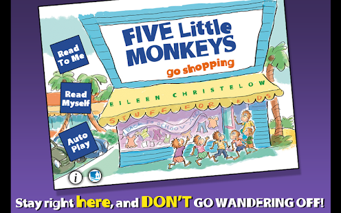 5 Monkeys Go Shopping- screenshot thumbnail