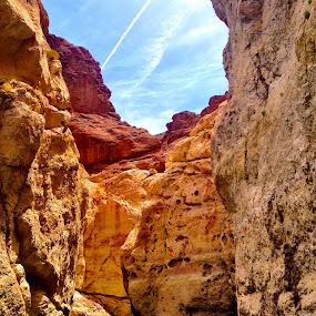 Secret Spot by Lori Nordlund - Landscapes Caves & Formations