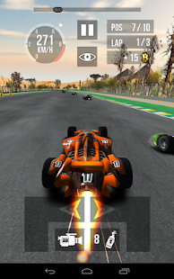 Thumb Formula Racing- screenshot thumbnail
