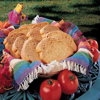 Mexican Sunset Bread