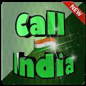 Call India icon
