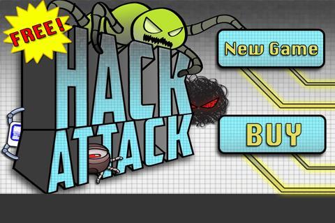 Hack Attack Free