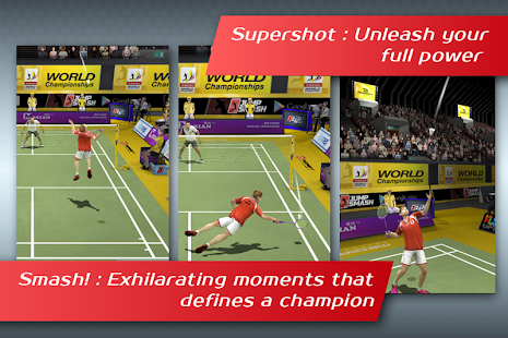 Badminton: JumpSmash™ - screenshot thumbnail