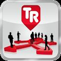 TrackRoom logo