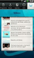 Screenshot of Arritmias-SEC